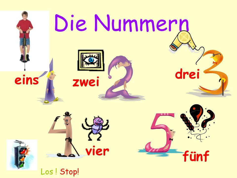 Die Nummern