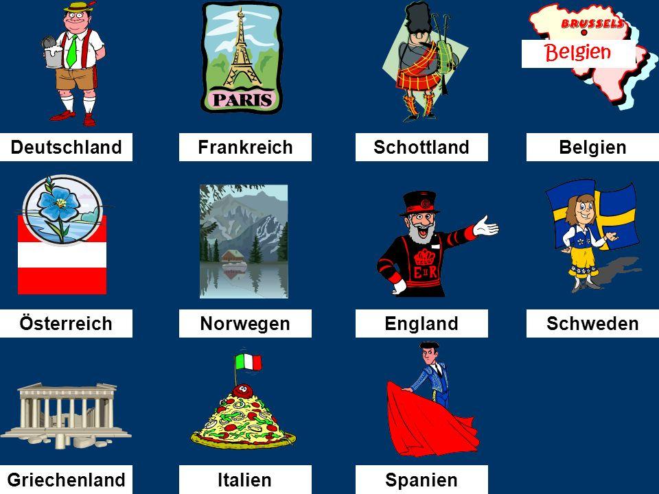 Schweden Ich fahre nach............