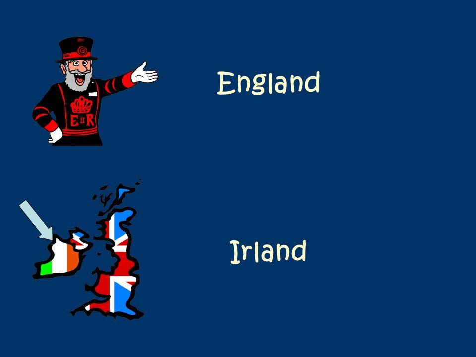 England Irland