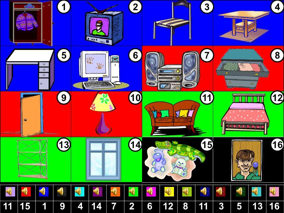 mein eigenes Schlafzimmer Ichhabe In meinem Zimmer habeich 12 23 gibtes 3 11..... there is