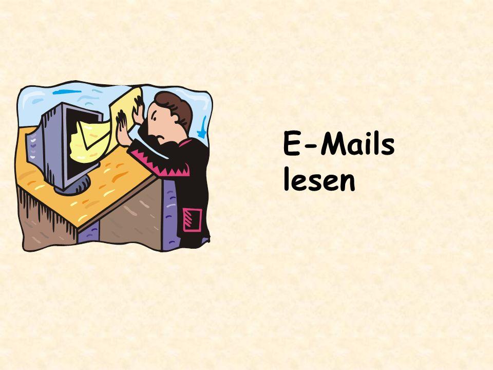 E-Mails schicken