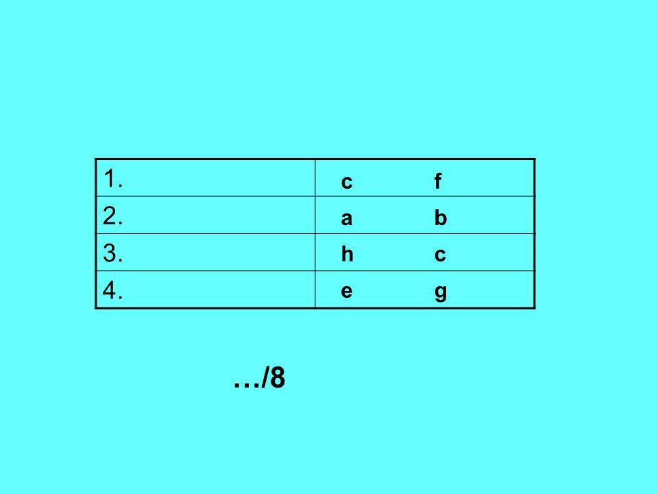 1. 2. 3. 4. cf ab hc eg …/8