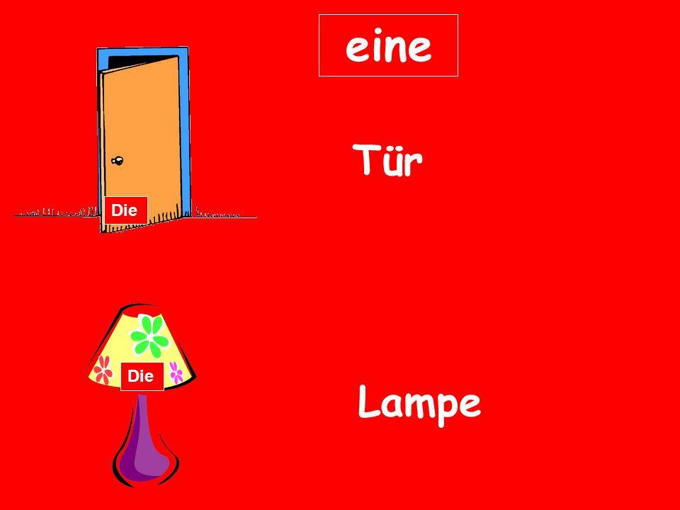 Lampe Tür Die eine