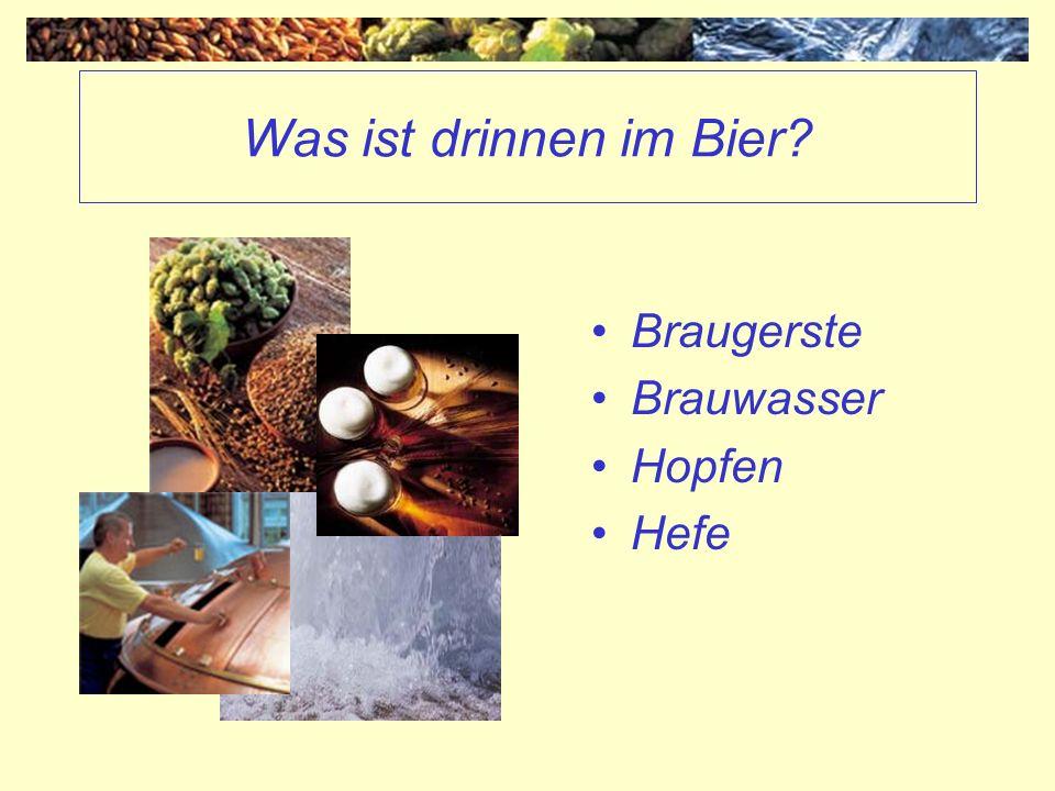 Österreichische Biersorten Lager bzw.