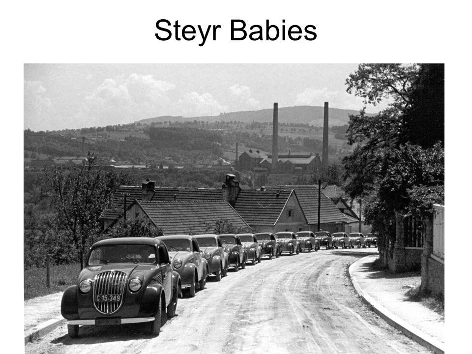 Steyr Babies