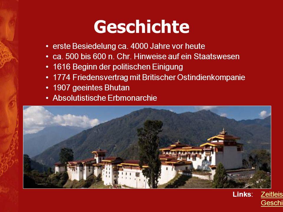 OEZA in Bhutan Schwerpunktland der Österreichischen Entwicklungszusammenarbeit (OEZA) Engagement in den Bereichen: Energie Tourismus Kultur Hochgebirgsökologie Link: OEZA in BhutanOEZA in Bhutan