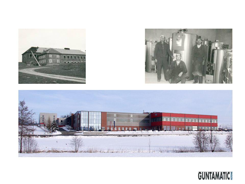 Gegründet: im Jahre 1963 Beschäftigt: 180 Mitarbeiter Entwicklung: gesamte Entwicklung u.