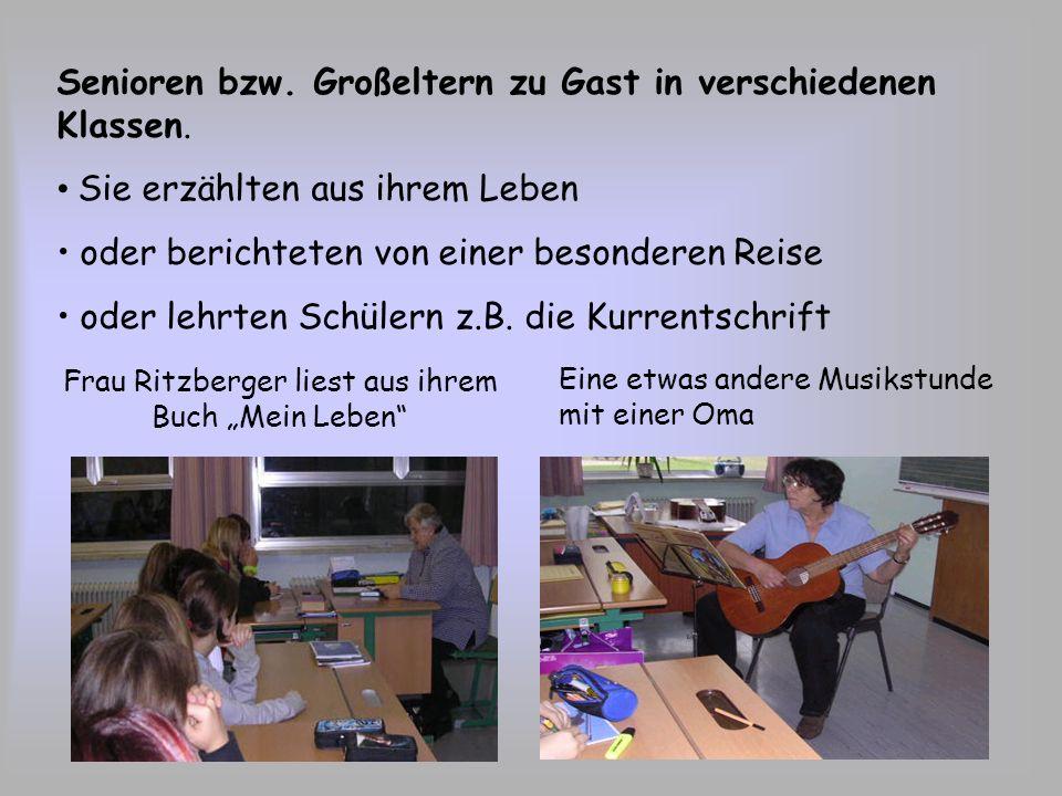 Nikolausaktion im Betreuten Wohnen Die 1. Klasse (mit ihren Lehrerinnen) bereitete für jeden Bewohner eine kleine Überraschung vor.