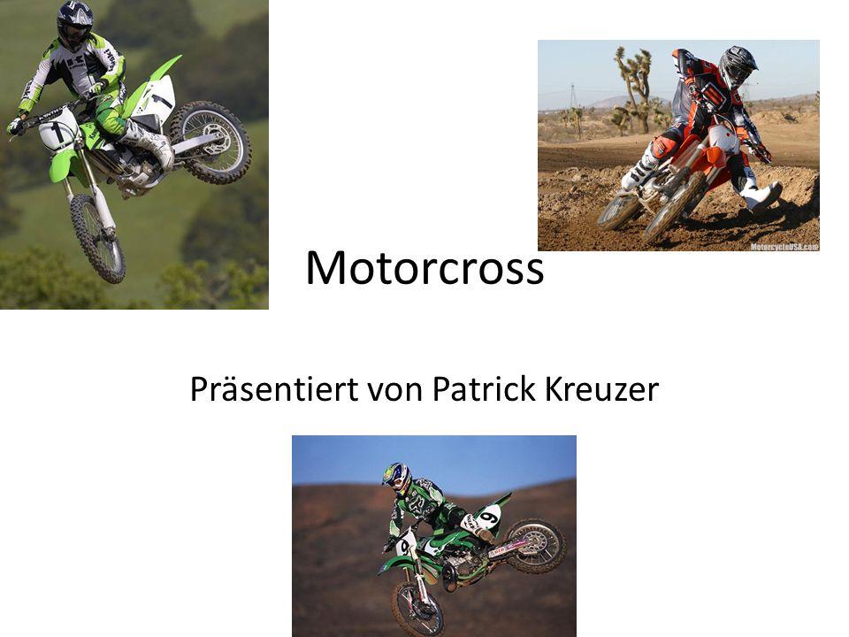 Motorcross Präsentiert von Patrick Kreuzer