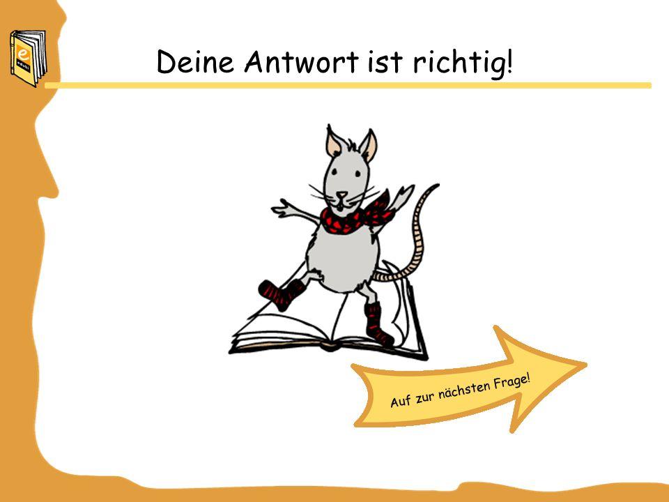 Katzen Ziegen und Schafe Mäuse Frage 4 von 15 Welche Haustiere hatte die Tschittiwiggl-Familie?