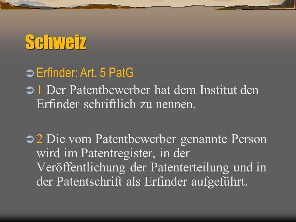 Europ ä ische Patentgesuche Inhalt: R 143 EPUe (1) Im europ ä ischen Patentregister m ü ssen folgende Angaben eingetragen werden: a) Nummer der europ ä ischen Patentanmeldung; b) Anmeldetag der europ ä ischen Patentanmeldung; c) Bezeichnung der Erfindung; d) Symbole der Klassifikation der europ ä ischen Patentanmeldung; e) die benannten Vertragsstaaten;