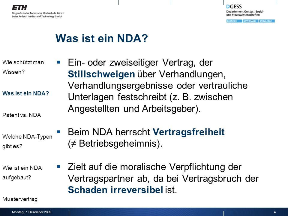 Was ist ein NDA? Ein- oder zweiseitiger Vertrag, der Stillschweigen über Verhandlungen, Verhandlungsergebnisse oder vertrauliche Unterlagen festschrei