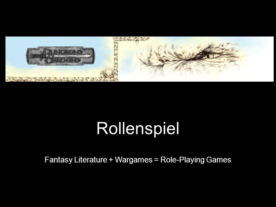 Geschichtliche Entwicklung Gary Gygax Spielerhandbuch D&D