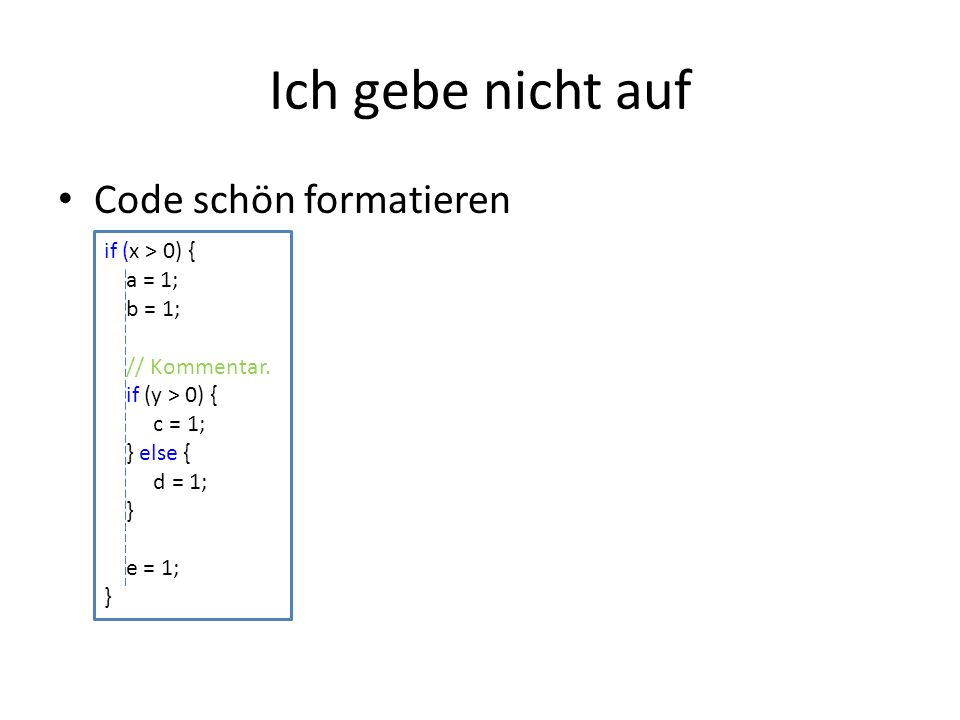Variablentyp Richtige Typen verwenden TypVerwendungWerte boolWahrheitswerttrue, false char/wchar_tEin Zeichen a , b ,...