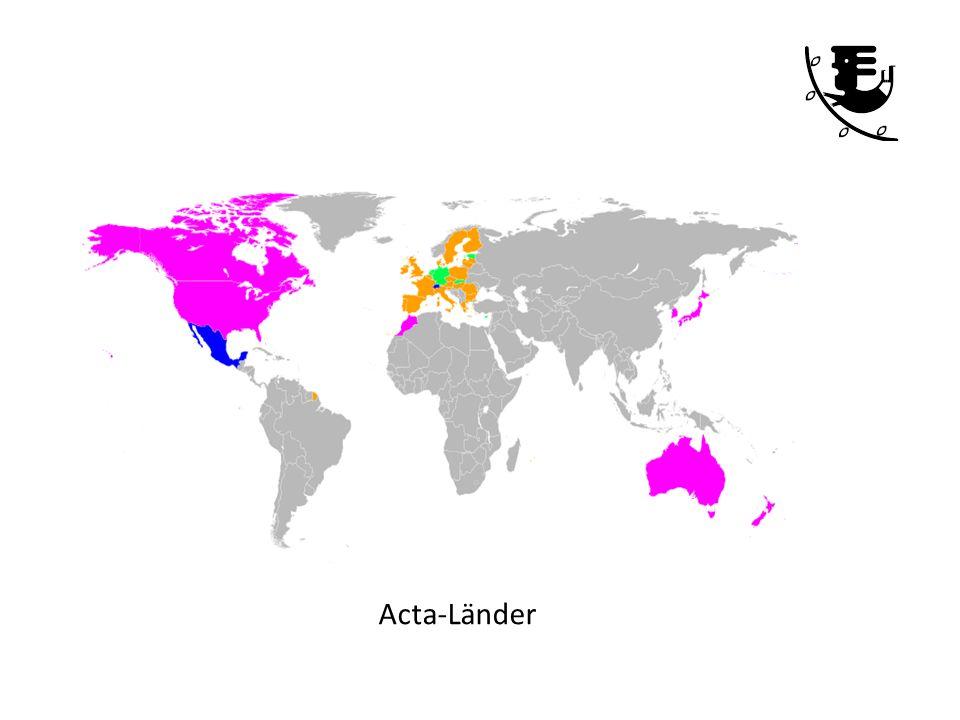 Acta-Länder