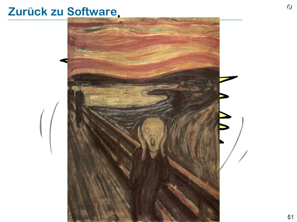 51 Zurück zu Software