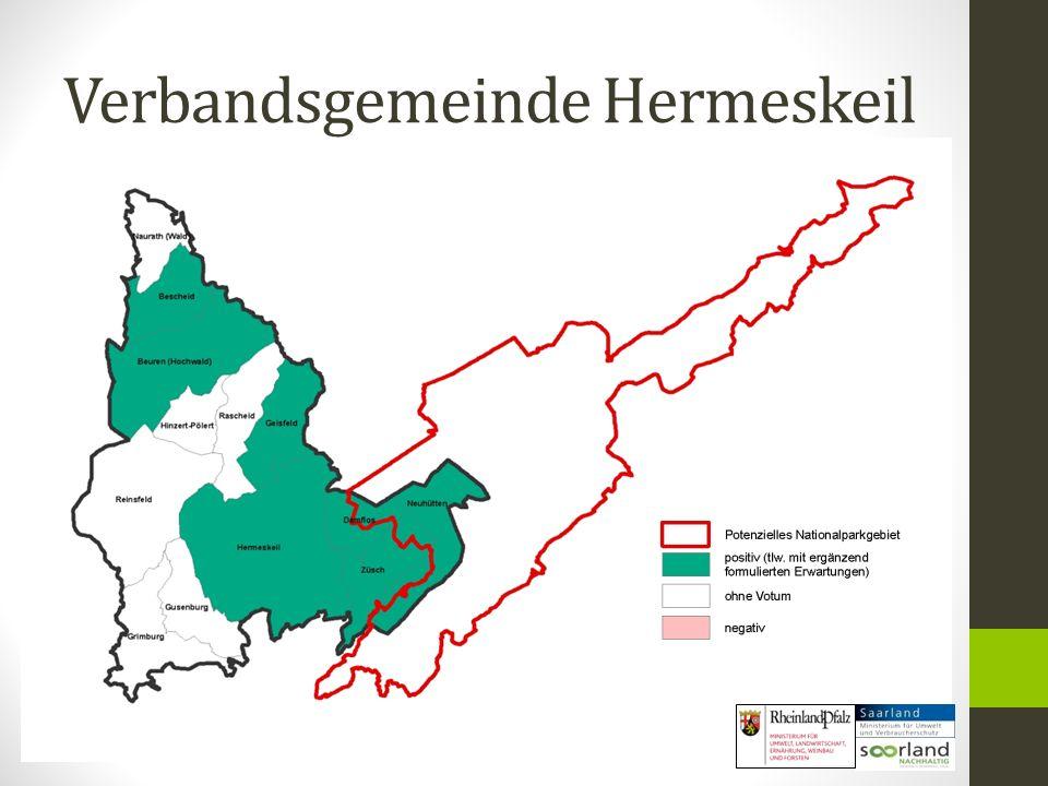 Verbandsgemeinde Hermeskeil