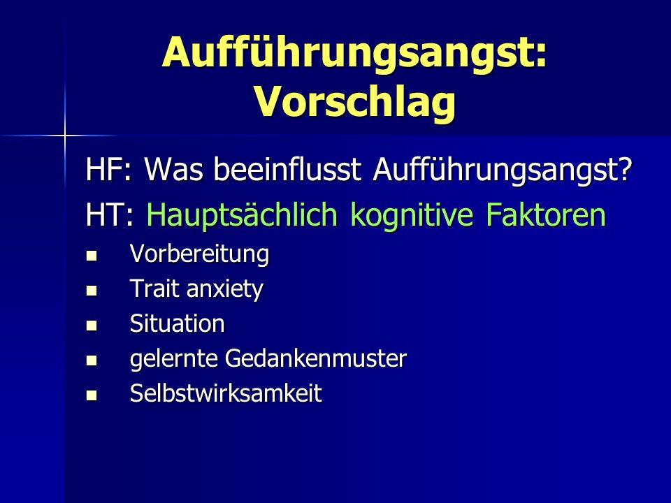 Blattlesen: Vorschlag HF: Auf welche grundleg.psychol.