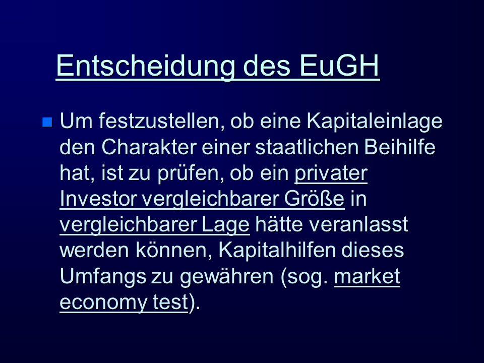 VfGH 10.3.1999, B 2251/97- 24 und 2594/97-15 n Nach dem EnergieabgabevergütungsG erhalten Betriebe, die körperliche Wirtschaftsgüter herstellen, einen Teil ihrer Energieabgaben rückerstattet.