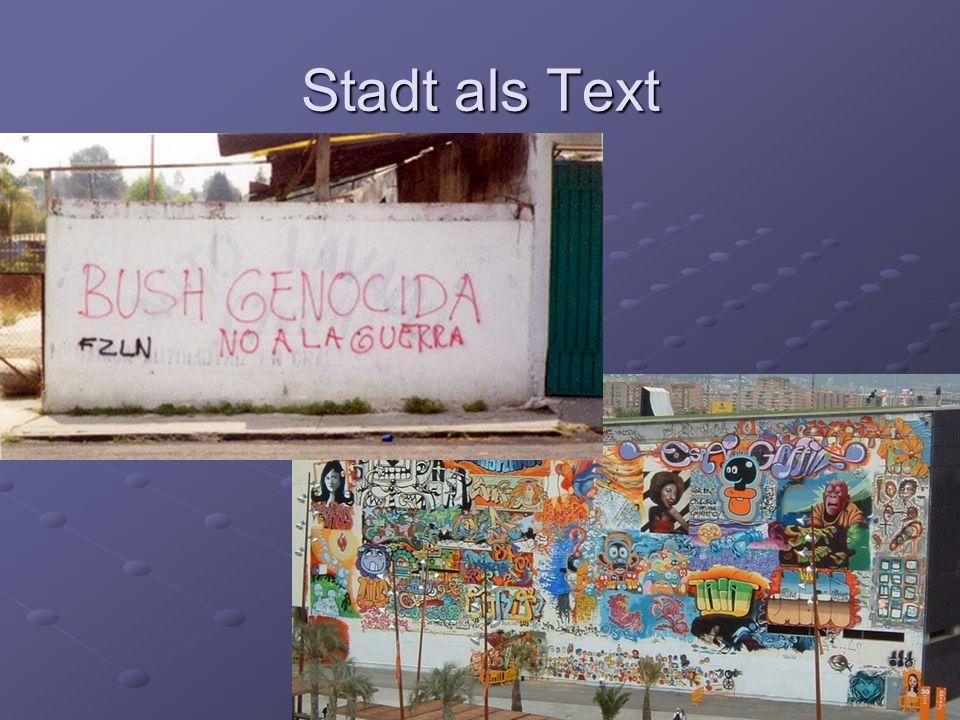 Stadt als Text