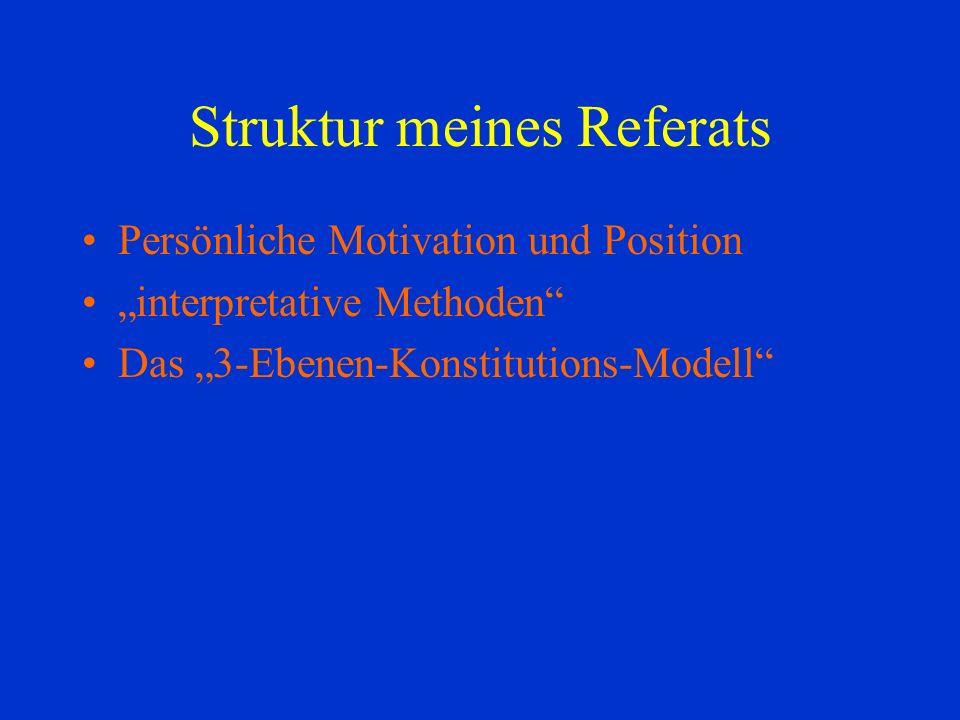 Qualitative Methoden (Inhaltsanalyse, Diskursanalyse)