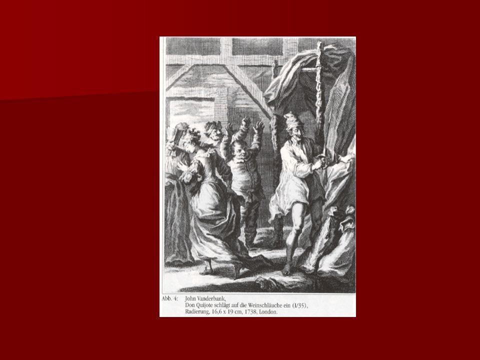 Honoré Daumier (1808-1879) 1868/70: Gemälde Don Quijote 1868/70: Gemälde Don Quijote Eigentlich Karikaturist Eigentlich Karikaturist Einziges literarisches Thema Einziges literarisches Thema