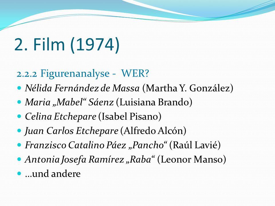 2.Film (1974) 2.2.3 Analyse der Bauform – WIE.