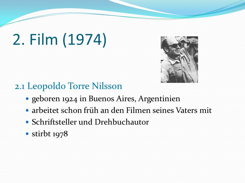 2.Film (1974) 2.2.1 Handlungsanalyse – WAS.