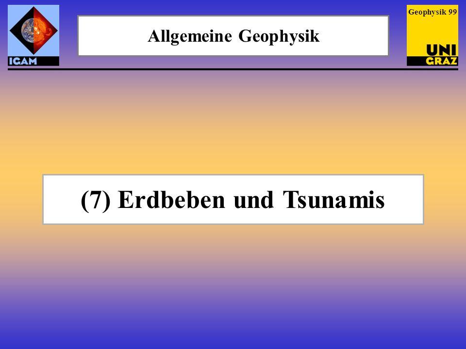 Historische Erdbeben Holzschnitt aus der Weltchronik von Hartmann Schedel, 1493.