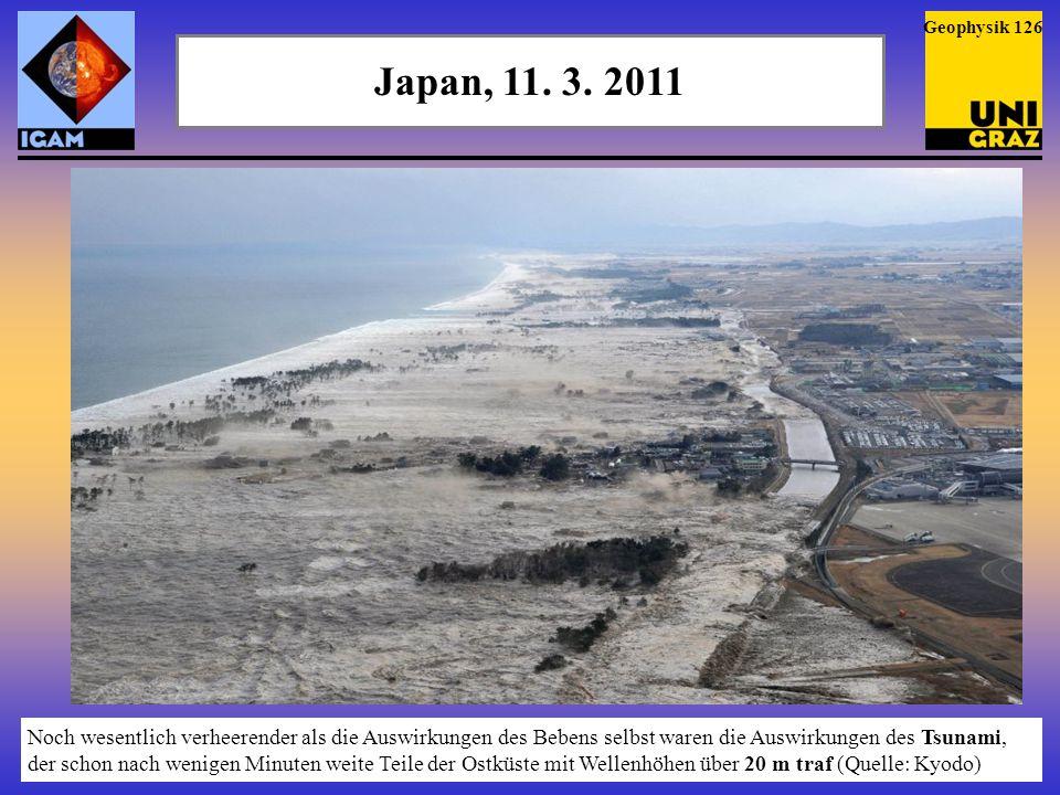 Japan, 11.3.