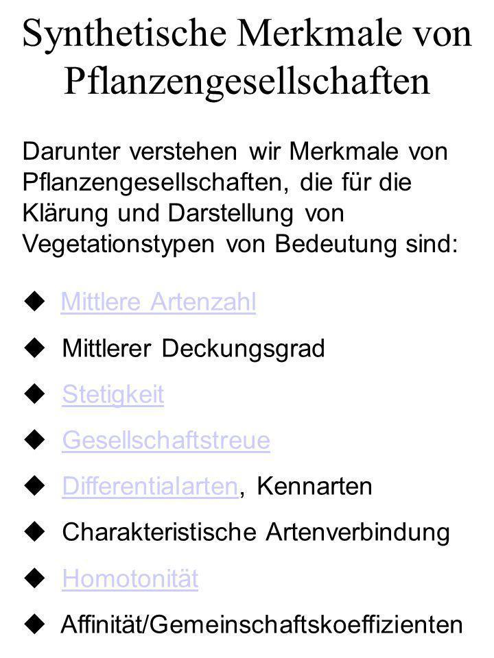 Tabelle – Diff.-Arten und Begleiter III