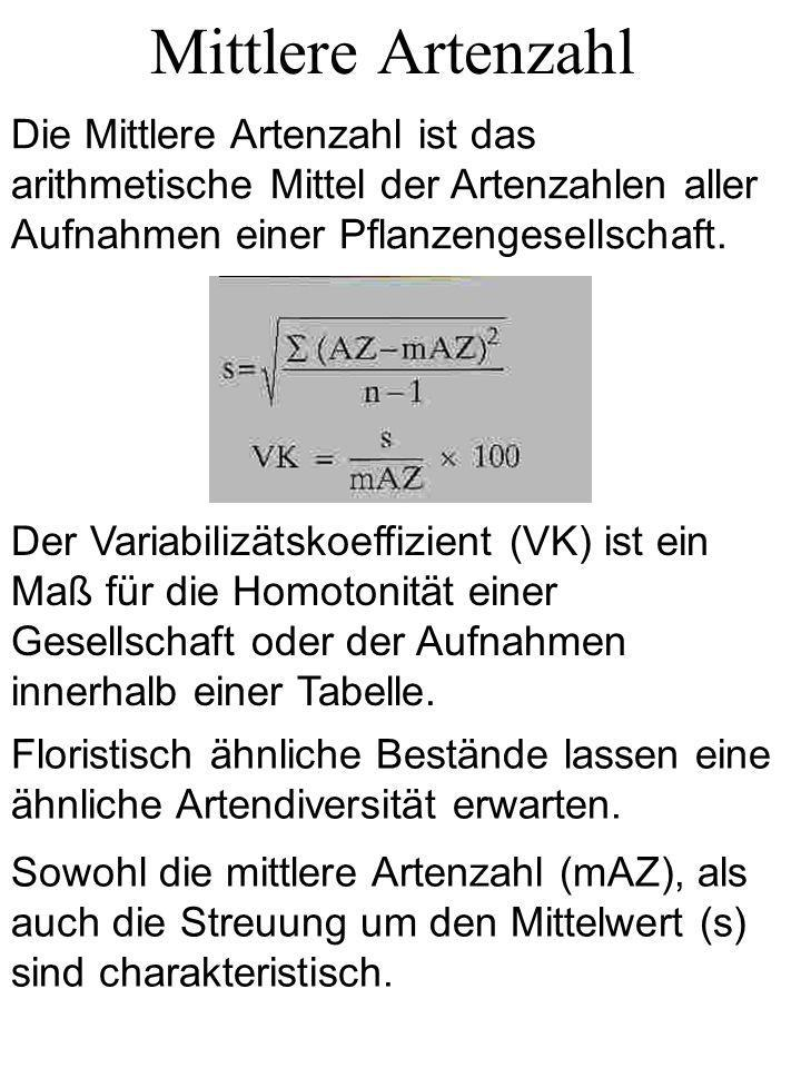 Erzeugung einer Ähnlichkeitsmatrix Cluster-Verfahren (agglomerativ) (z.