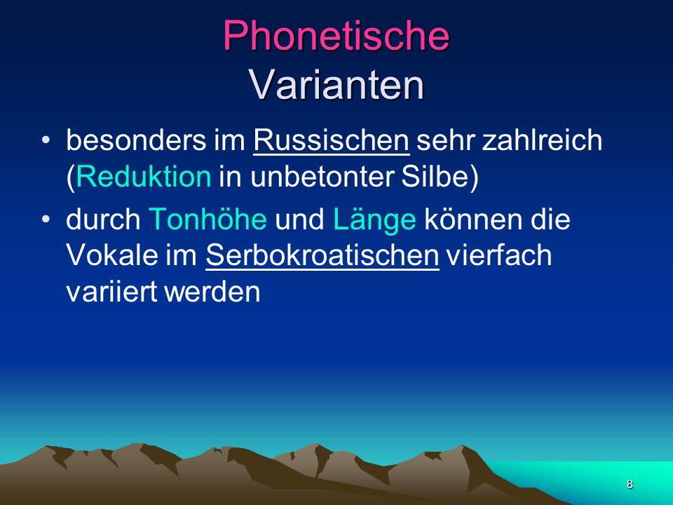 228 Nasalierte Vokale - ą wie das deutsche o in Balkon, Bonbon – in der Lautschrift õ - ę wie die Endung im Wort Bassin oder in Teint – in der Lautschrift e