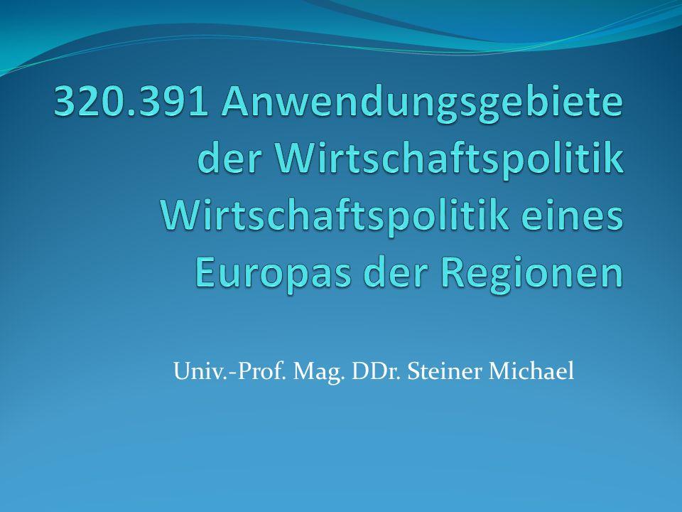 Univ.-Prof. Mag. DDr. Steiner Michael