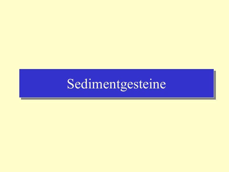 Sedimentgesteine