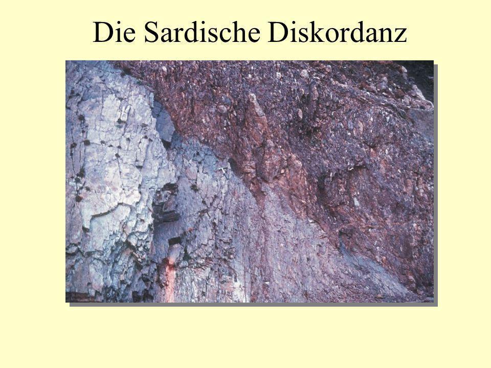 Die Sardische Diskordanz