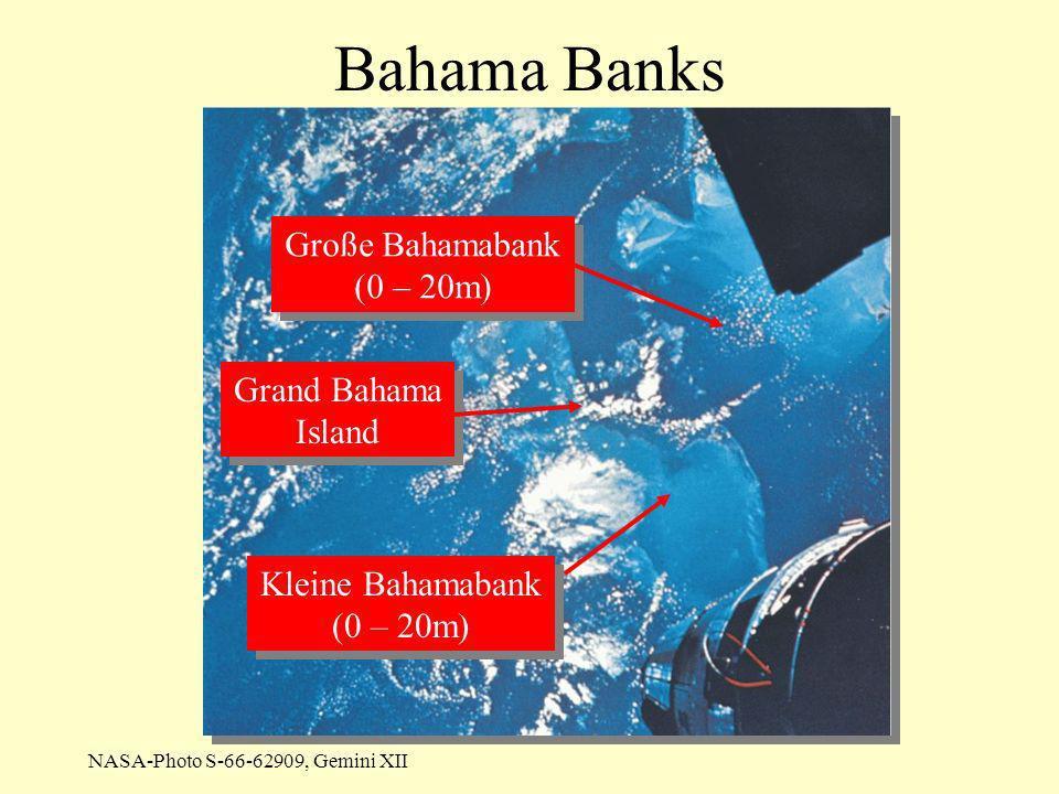 Bahama Banks Grand Bahama Island Grand Bahama Island Kleine Bahamabank (0 – 20m) Kleine Bahamabank (0 – 20m) Große Bahamabank (0 – 20m) Große Bahamaba