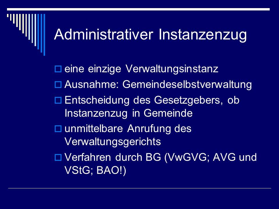 Grundzüge der Reform Entscheidung der Verwaltungsgerichte in der Sache Verfahren: - VwGVG - BAO (Verfahren für Abgabensachen) Anlehnung an das bisherige Berufungsverfahren (Verfahren vor dem UFS) Rechtskraft.