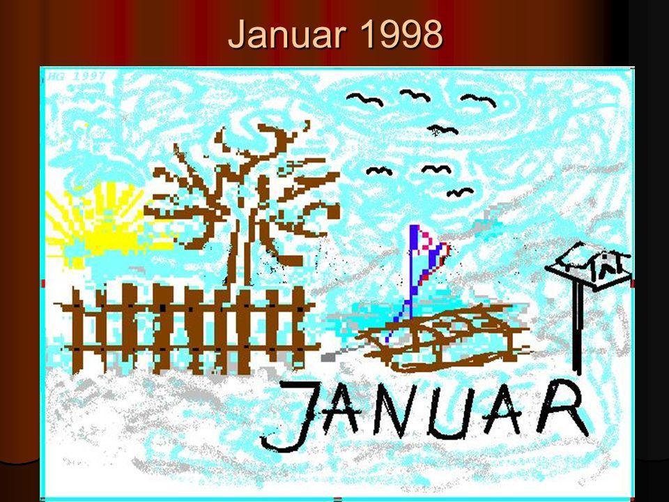 Helgas Kalenderblätter 1998