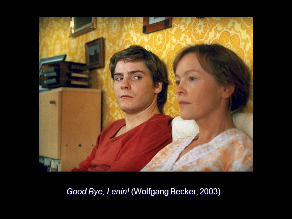 Good Bye, Lenin! (Wolfgang Becker, 2003)