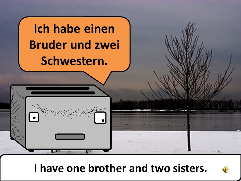 Wie viele Geschwister hast du How many brothers and sisters do you have