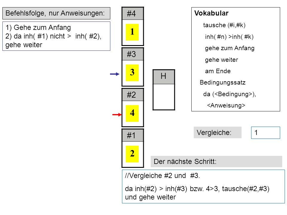//Vergleiche #2 und #3. da inh(#2) > inh(#3) bzw.