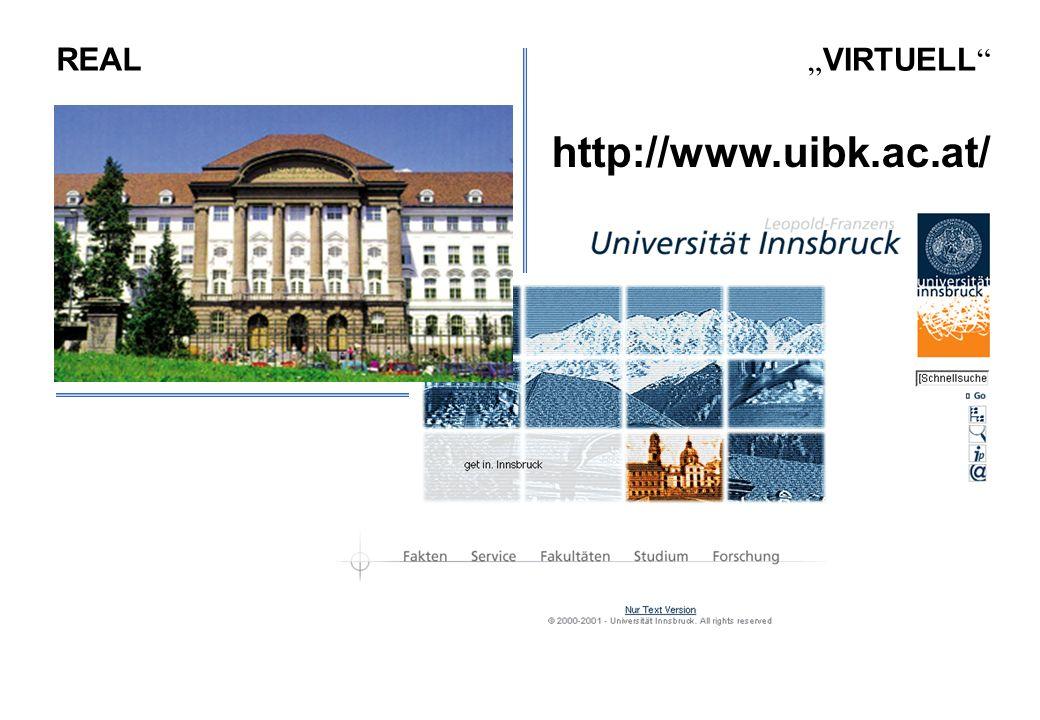 Die Universität Innsbruck Gesamtpersonal: ca.2500–5000 Studenten: ca.