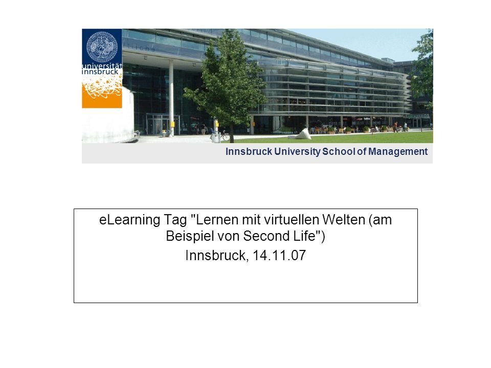 Strategic Branding, Winter 2007 12 Master in Strategic Management Innsbruck University School of Management Vielen Dank ui2campus Team –Marius.Lüdicke@uibk.ac.at (Projektverantwortlicher) –Markus.Grohsmann@student.uibk.ac.at (Manager) –Thomas.Kohler@student.uibk.ac.at (Creative) –Daniel.Stieger@student.uibk.ac.at (Creative) –Johann.Füller@uibk.ac.at (Berater) –Ronald Iberl (toca-me.com) (Berater) –Sandra.Rothenberger@uibk.ac.at (Berater) Internet –www.ui2campus.com –www.ui2campus.com/blog