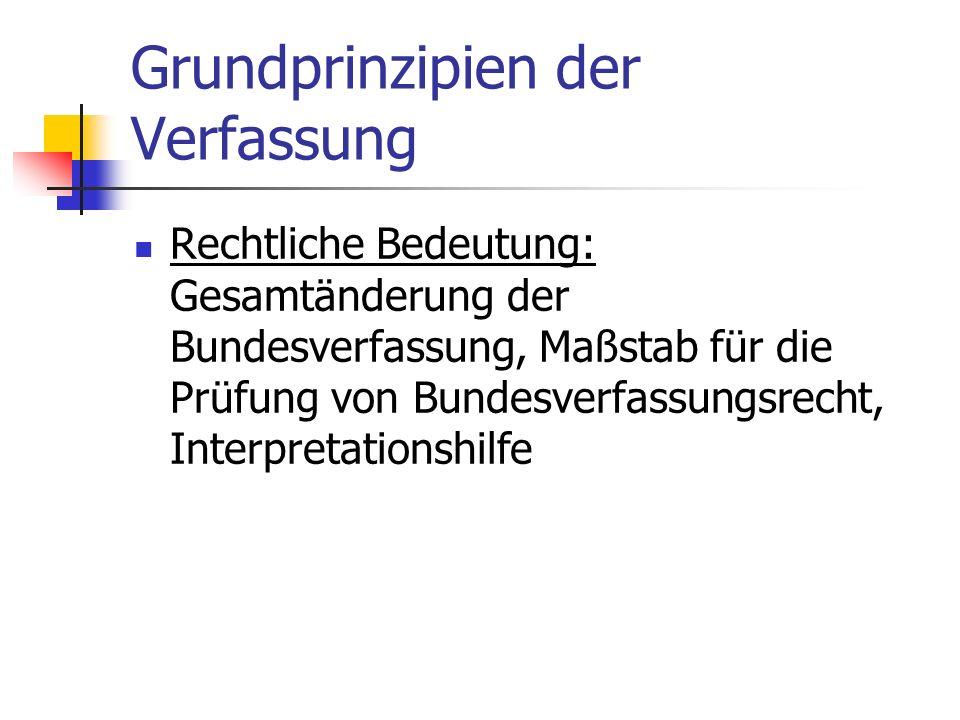 Die Verwaltungsorgane des Bundes Die Bundesregierung: - Bestellung - Vertretung - Zuständigkeiten