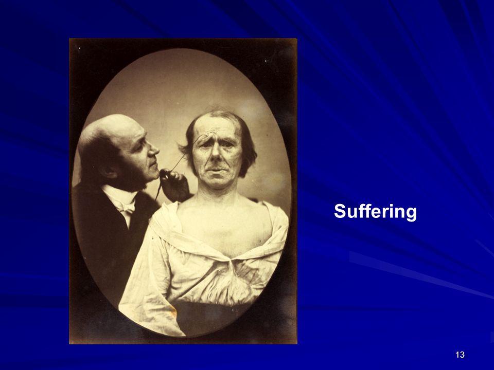 13 Suffering