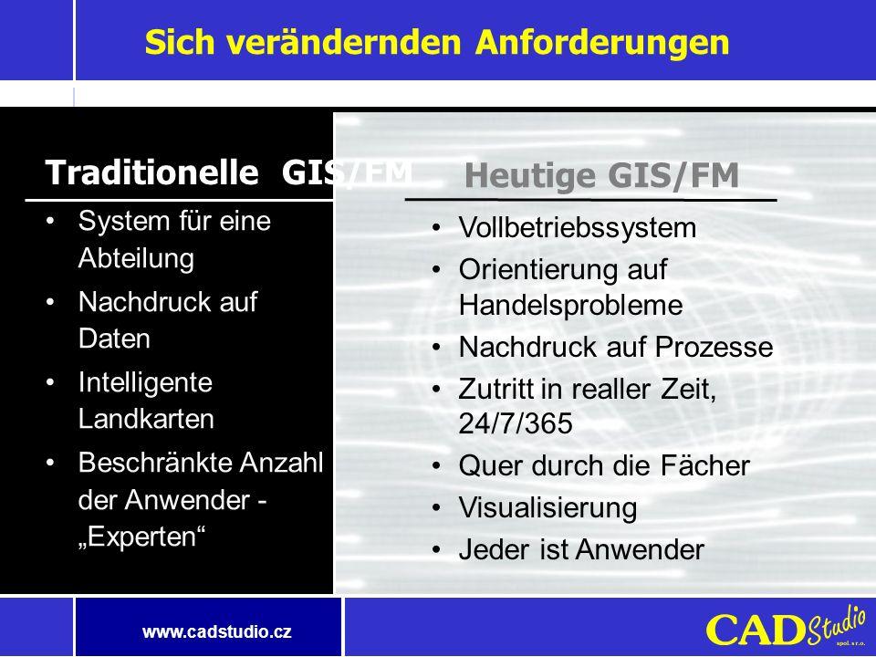 www.cadstudio.cz Ausgewählte Referenzen ČSL - Flughafen Praha Ruzyně ČESKÝ TELECOM Ausstellungsgelände Č.