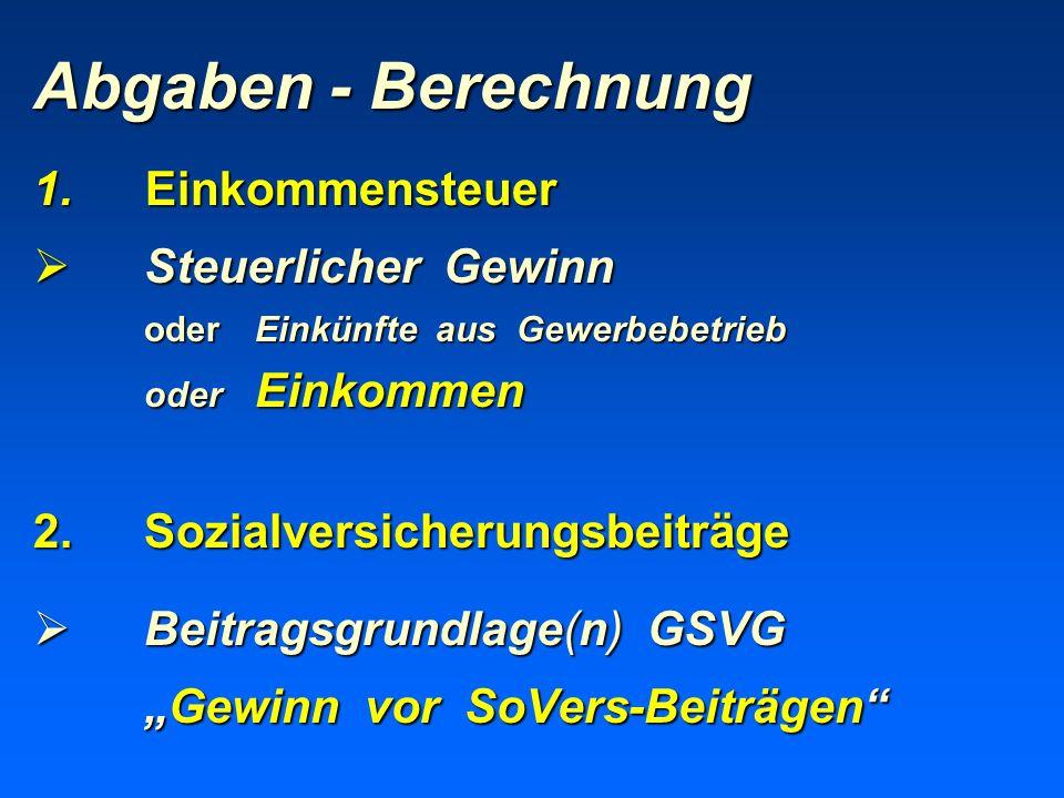 G S V G Zukunft 2013...Pensionsversicherung 18,50% Min.