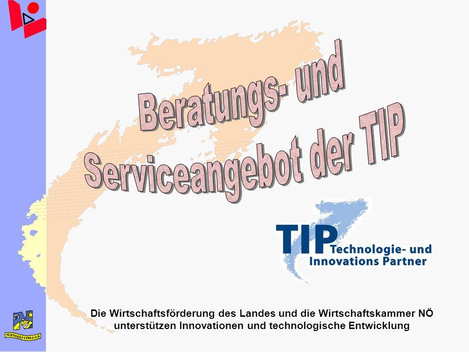 Die Wirtschaftsförderung des Landes und die Wirtschaftskammer NÖ unterstützen Innovationen und technologische Entwicklung