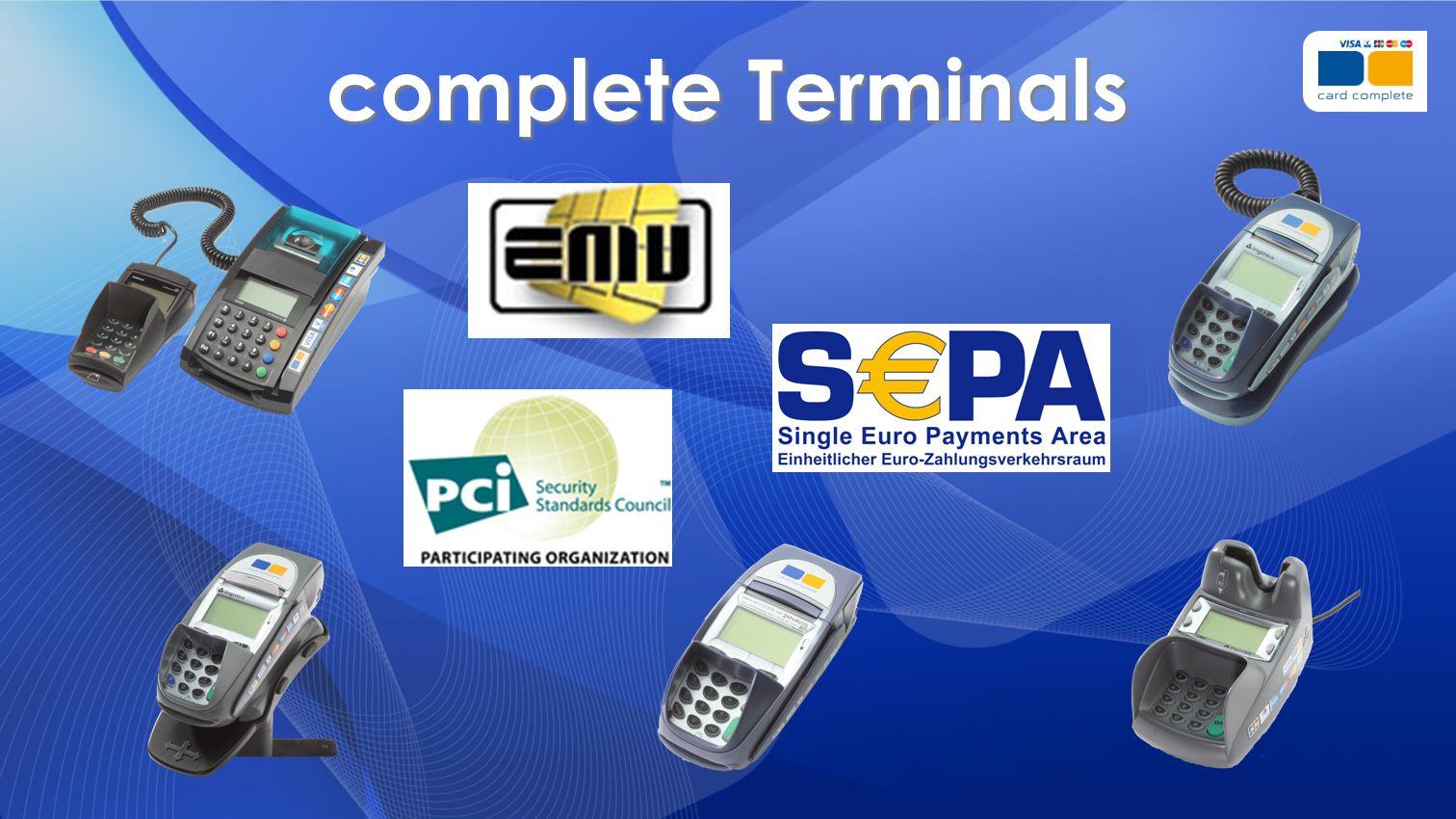 complete Terminals